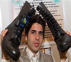 Arab News/Weird and Wacky: Inventors Display Devices